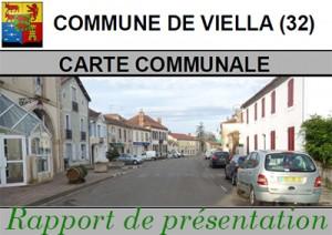 Carte Communale Viella
