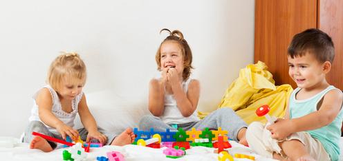 Garde enfant 0 à 4 ans à Viella